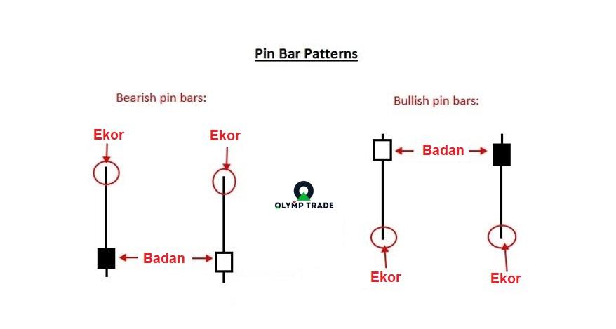 Apa itu Pin Bar?
