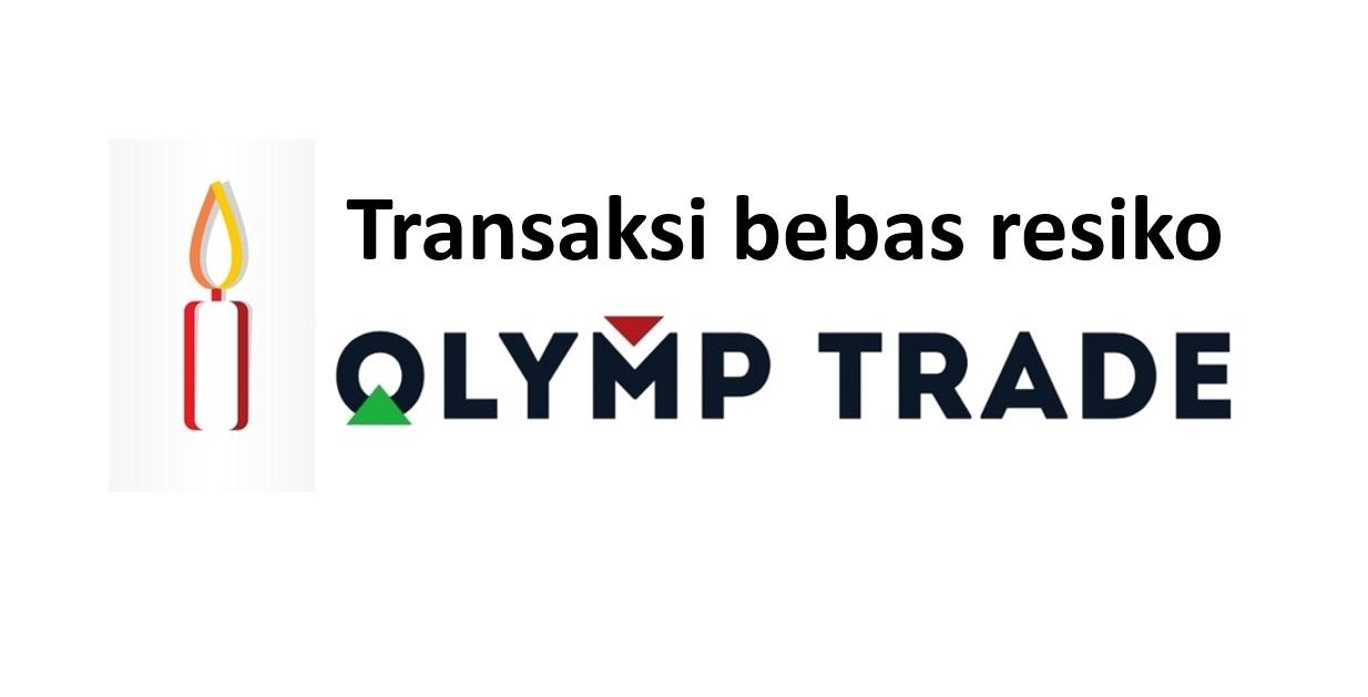 Apa itu Transaksi bebas resiko di Olymp Trade?
