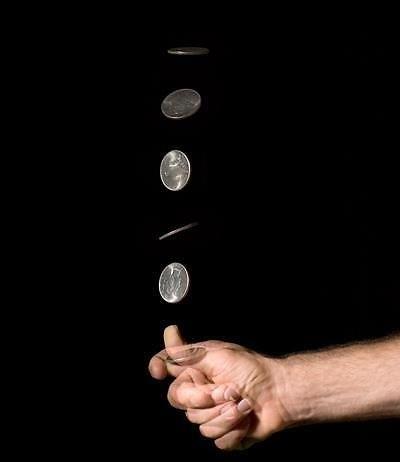 Kepala dan ekor saat bermain koin
