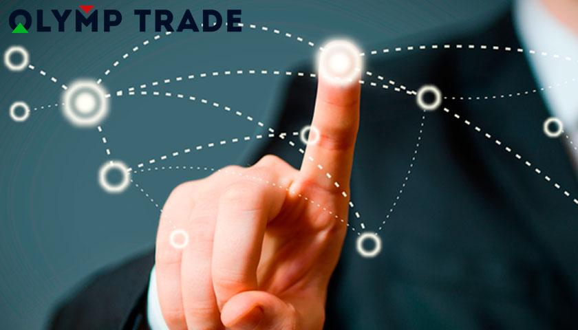 Persyaratan untuk trade di Olymp Trade