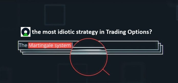 Strategi Martingale: strategi pengelolaan modal paling idiot ketika bermain Fixed Time Trade di Olymp Trade?