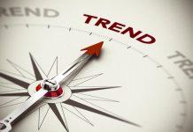 Trendline – Indikator terbaik untuk membuka transaksi long time di Olymp Trade