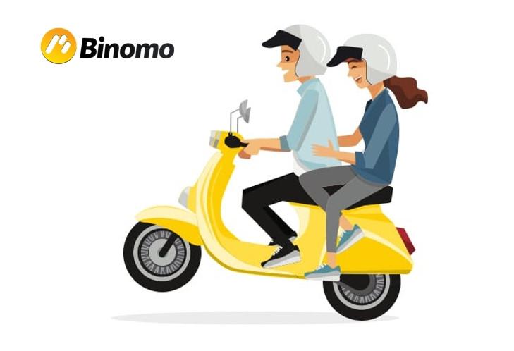 Platform trading opsi Binomo