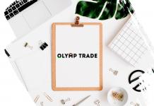 Strategi bermain Olymp Trade: menggabungkan indikator MACD, EMA dan Parabolic