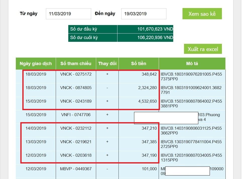 Uang dari Olymp Trade masuk ke rekening Visa/Mastercard