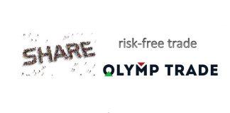 Cara menggunakan trade bebas resiko untuk menghasilkan uang di Olymp Trade